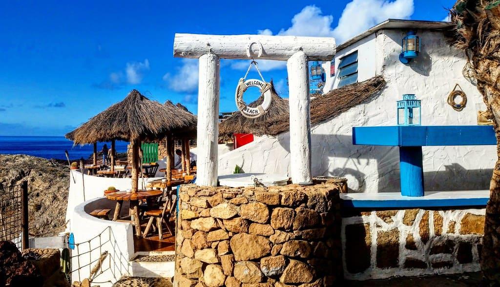 El Chiringuito Papagayo, Lanzarote
