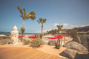 Vista de Bahia Beach en Marca Canaria