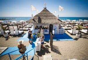 Vista de Le Club en Marca Canaria