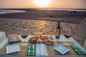 Otra vista del Papagayo Beach Club, en Marca Canaria