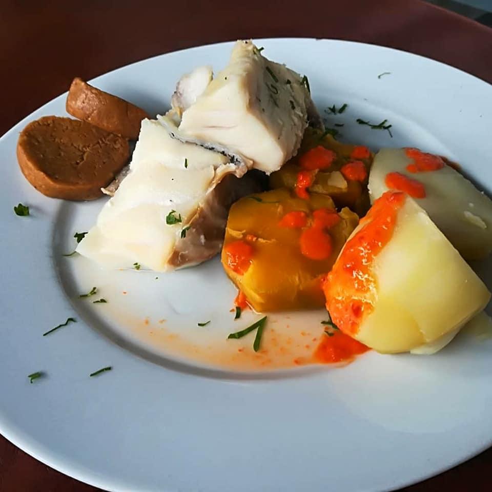 receta de sancocho canario, en Marca Canaria