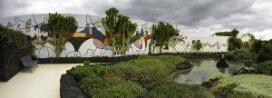 La obra de César Manrique, en Lanzarote