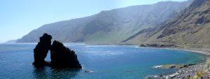 Monumento natural de Las Playas, El Hierro