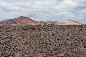 Parque Natural Los Volcanes, Lanzarote