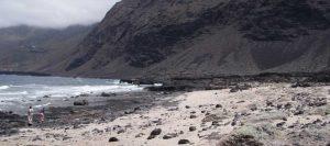 Playas Blancas, El Hierro