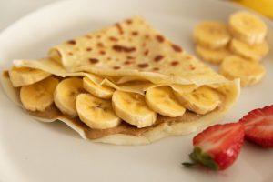 Tortitas de plátano de Canarias