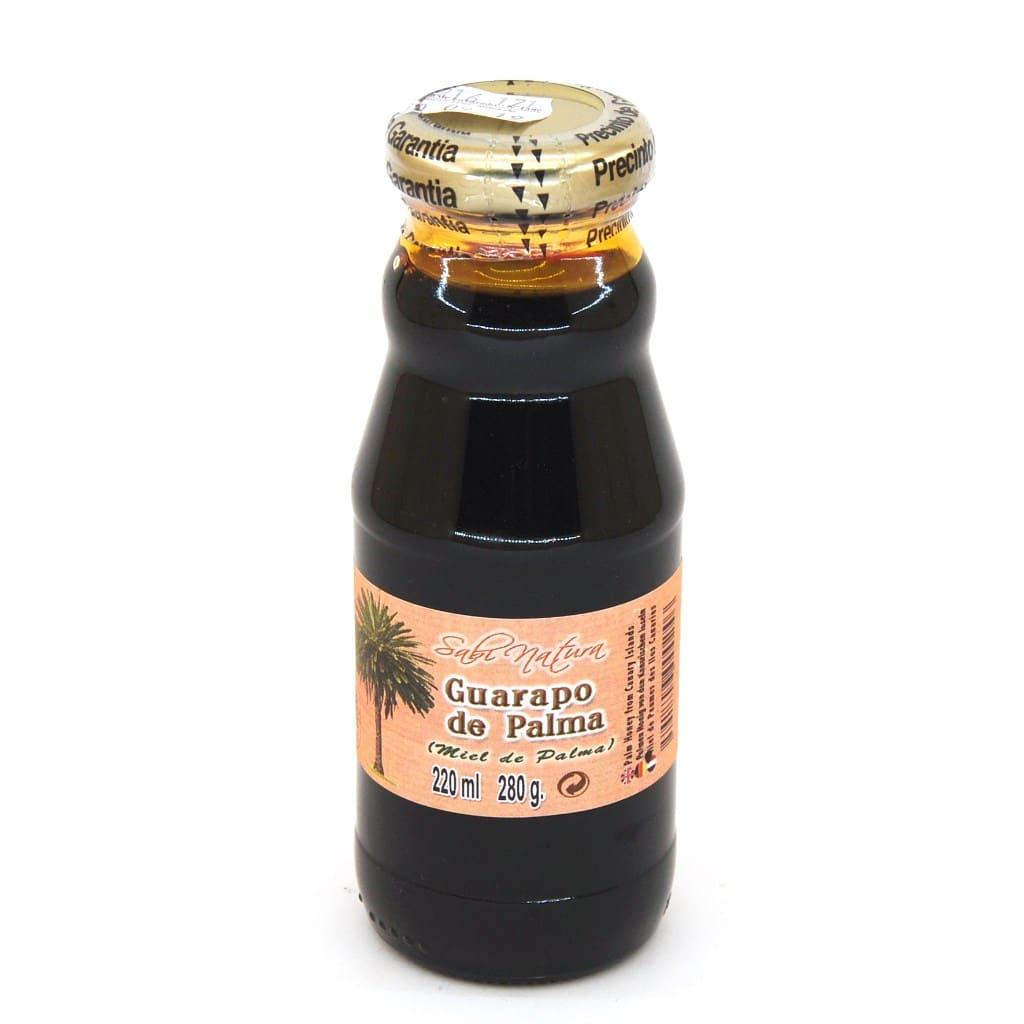 Guarapo canario comercializado