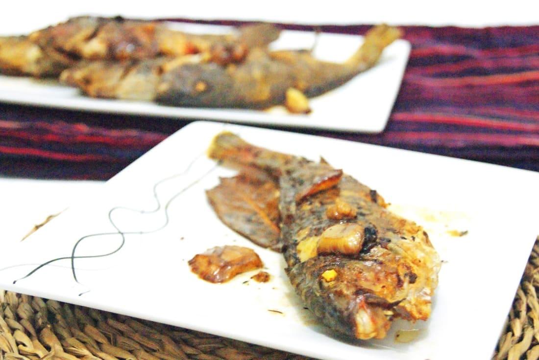Viejas canarias fritas, deliciosas