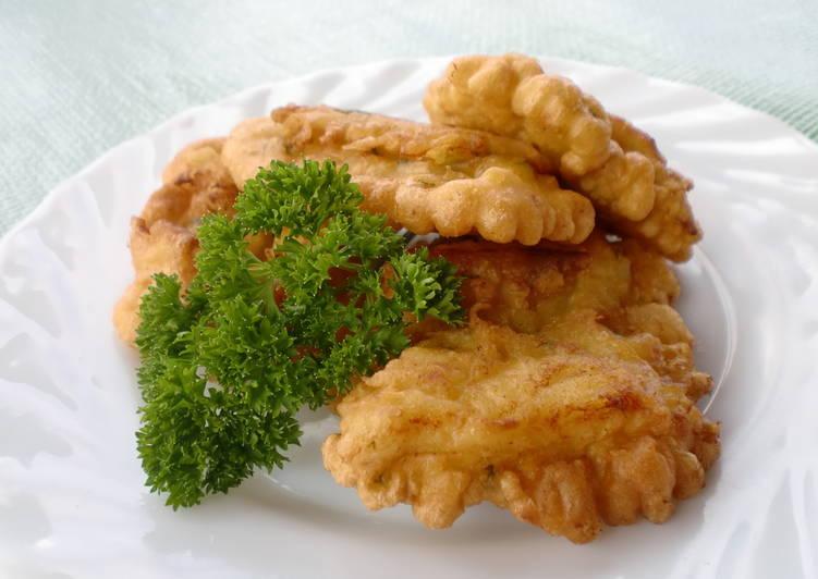 Churros de pescado, receta para chuparse los dedos