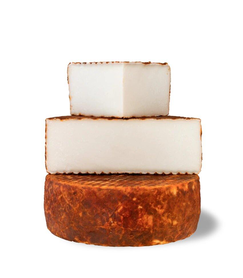 Un queso majorero de Fuerteventura