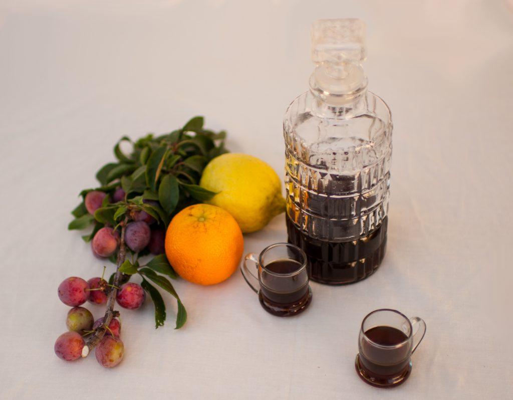 Gomerón, licor canario