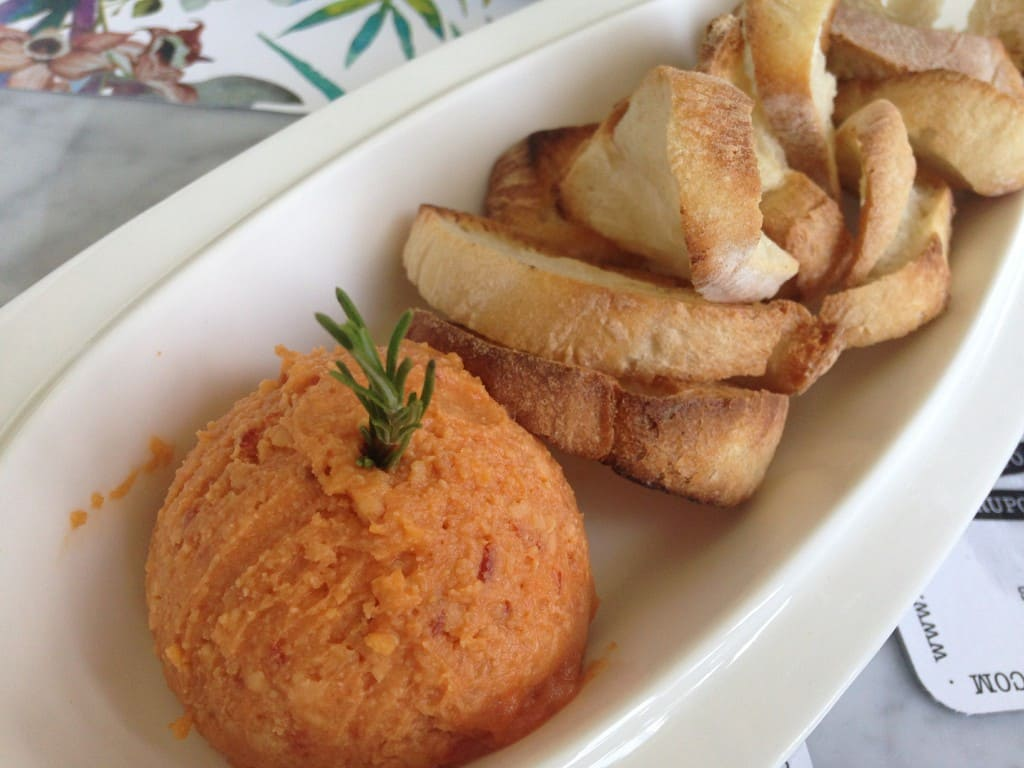 Almogrote, producto canario exquisito