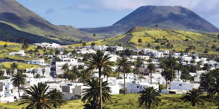 La cueva de los verdes en Haría, Lanzarote