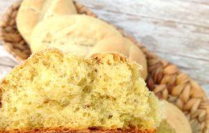 Pan de Huevo Canario