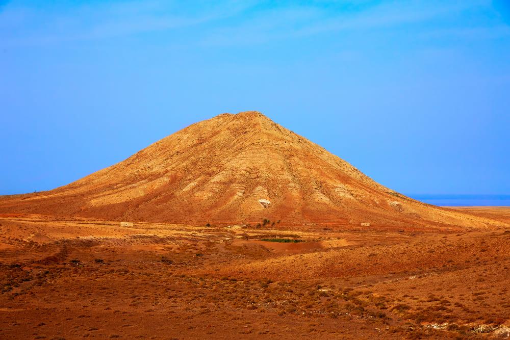 Tindaya en Fuerteventura, Canarias