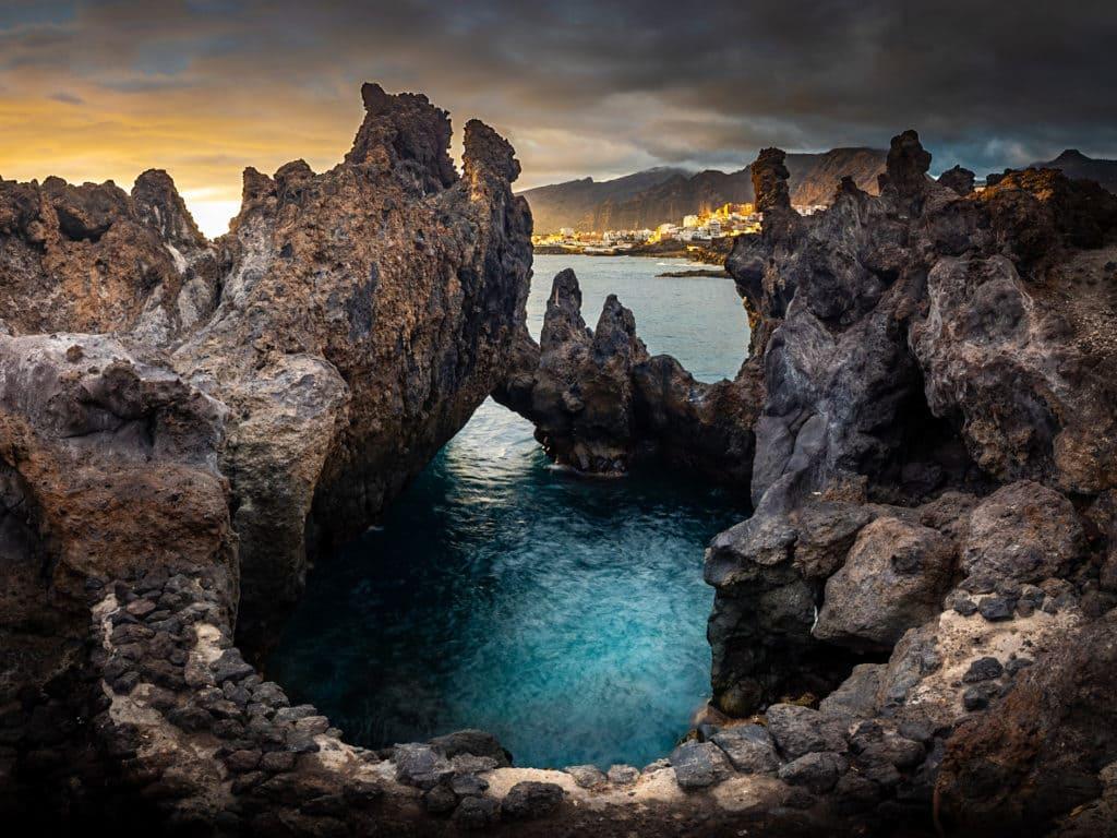 Cueva de la Vaca en Tenerife