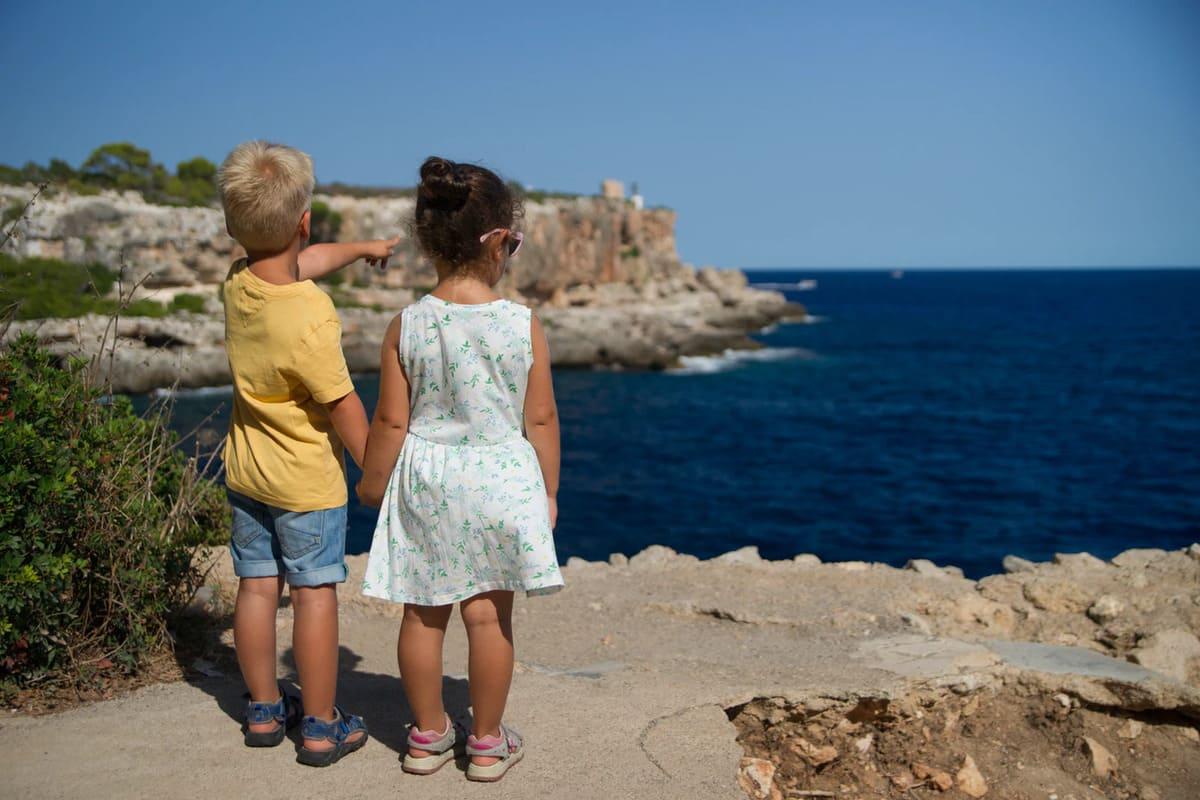 Senderos por Tenerife con niños