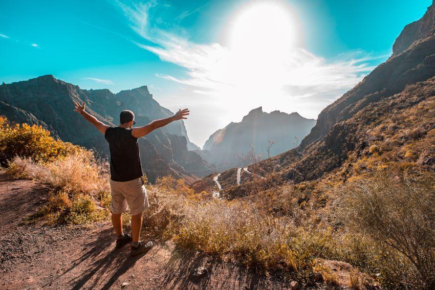 Rutas de senderismo por la isla de Gran Canaria