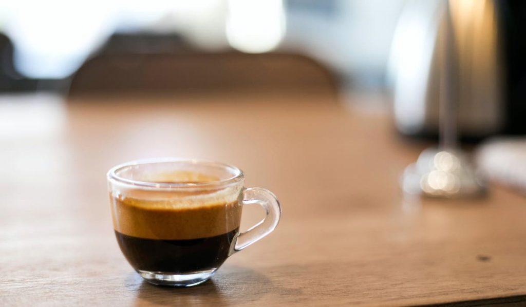 Una taza de rico café de Agaete