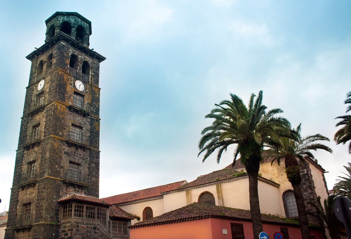 Iglesia de la Concepción en La Laguna